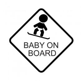 Samolepka dítě v autě – Dítě na palubě