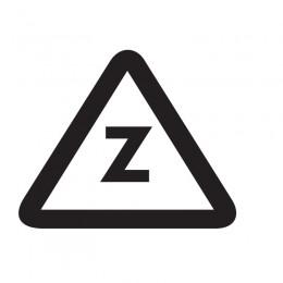 Samolepka začátečník – Trojúhelník začátečník 1